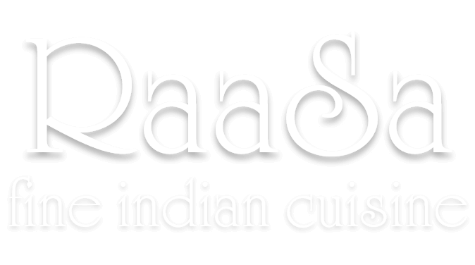 RaaSa Indian Cuisine Hero Logo